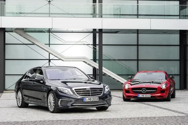 Mercedes SLS AMG lộ diện phiên bản cuối cùng ảnh 6