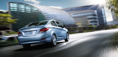 Hyundai Accent 2014 chính thức trình làng ảnh 2