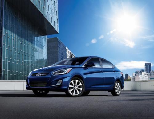 Hyundai Accent 2014 chính thức trình làng ảnh 3