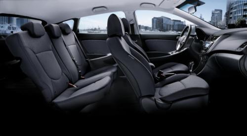 Hyundai Accent 2014 chính thức trình làng ảnh 5