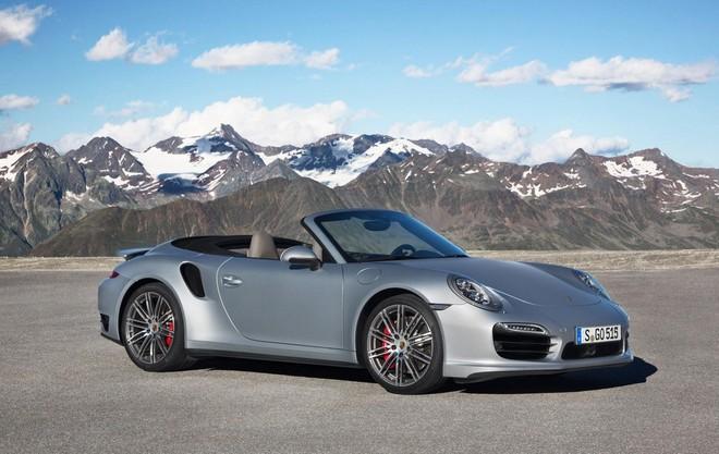 Dàn siêu xe Porsche sẽ mang đến Los Angeles Motor Show ảnh 3