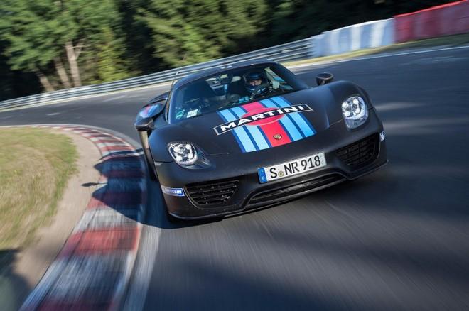 Dàn siêu xe Porsche sẽ mang đến Los Angeles Motor Show ảnh 2