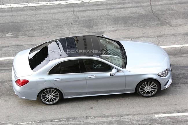 Lộ hình ảnh rõ nét của Mercedes-Benz C-Class mới ảnh 5