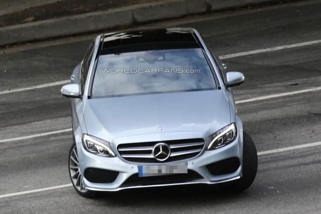 Lộ hình ảnh rõ nét của Mercedes-Benz C-Class mới ảnh 6