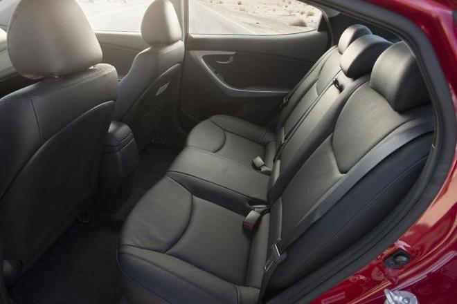 Hyundai chính thức giới thiệu Elentra Sport 2014 ảnh 7