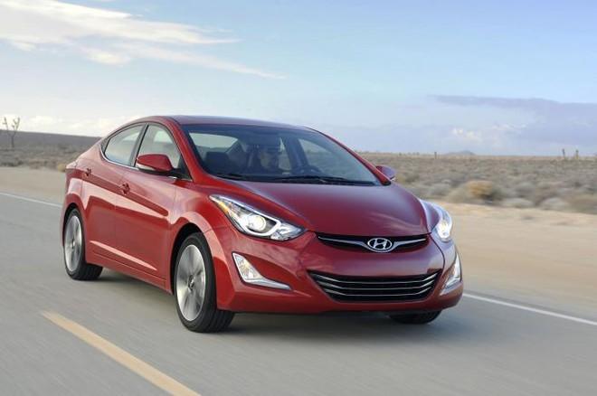 Hyundai chính thức giới thiệu Elentra Sport 2014 ảnh 2
