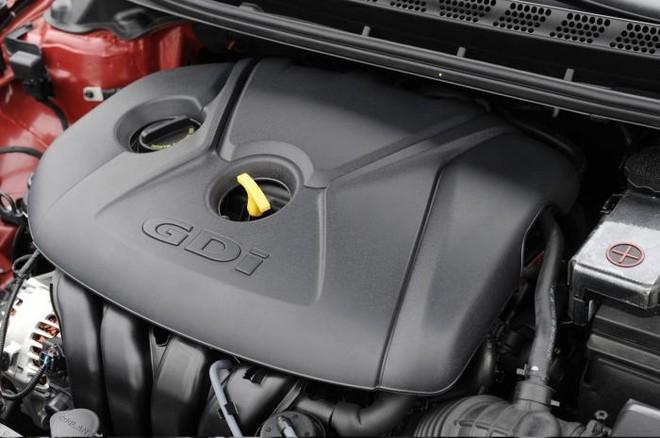 Hyundai chính thức giới thiệu Elentra Sport 2014 ảnh 9