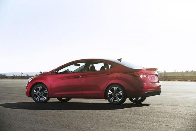 Hyundai chính thức giới thiệu Elentra Sport 2014 ảnh 3