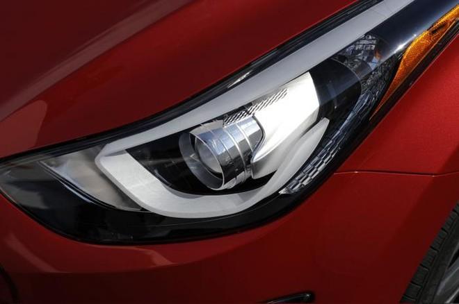 Hyundai chính thức giới thiệu Elentra Sport 2014 ảnh 10