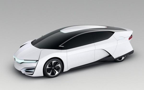 Honda trình làng mẫu xe tương lai vô cùng ấn tượng ảnh 1