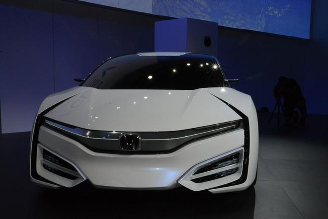 Honda trình làng mẫu xe tương lai vô cùng ấn tượng ảnh 4