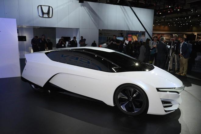 Honda trình làng mẫu xe tương lai vô cùng ấn tượng