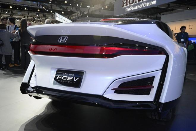 Honda trình làng mẫu xe tương lai vô cùng ấn tượng ảnh 3