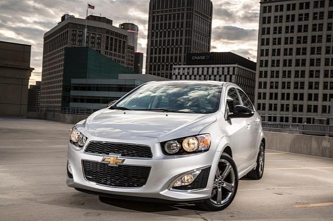 Chevrolet chính thức giới thiệu Sonic RS 2014 ảnh 1