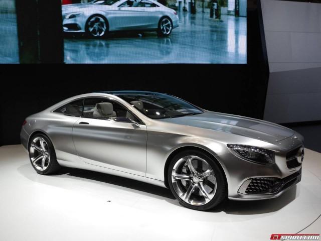 Mercedes S-Class coupe đẹp long lanh ở Tokyo Motor Show ảnh 3