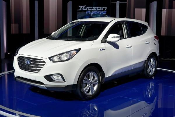 Hyundai Tucson chạy hydro sắp đến tay khách hàng ảnh 2