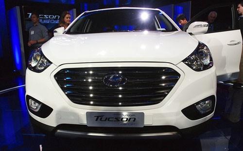 Hyundai Tucson chạy hydro sắp đến tay khách hàng ảnh 1