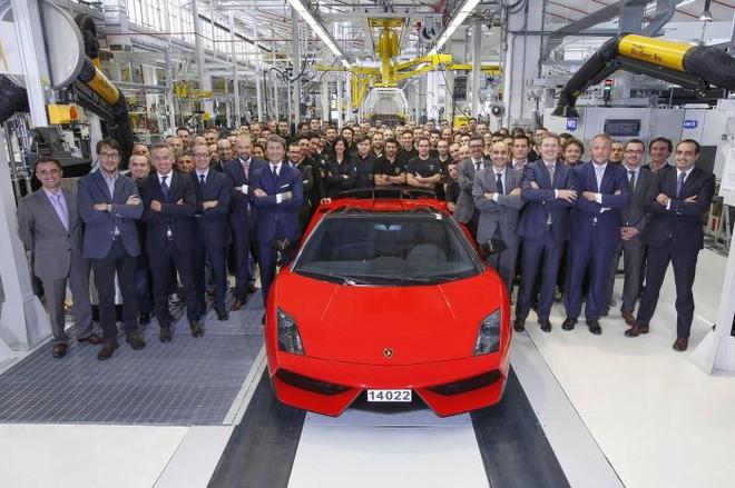 Lamborghini khai tử dòng xe Gallardo sau 10 năm huy hoàng ảnh 1
