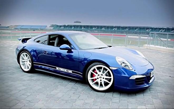 Mãn nhãn với Porsche 911 phiên bản Facebook ảnh 5