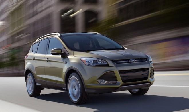 Ford Escape 2013 lại bị thu hồi vì lỗi lắp ráp động cơ ảnh 1