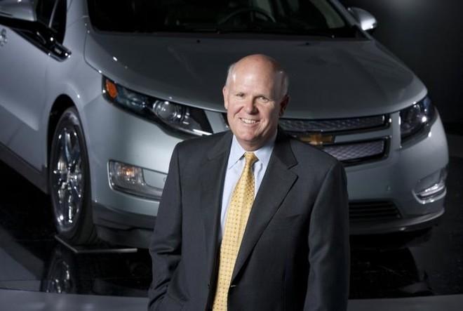 """General Motors thoát khủng hoảng và có """"nữ tướng"""" mới ảnh 1"""
