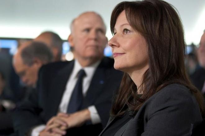 """General Motors thoát khủng hoảng và có """"nữ tướng"""" mới ảnh 3"""