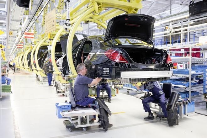 Mercedes-Benz lập kỉ lục về doanh thu trong năm 2013 ảnh 2