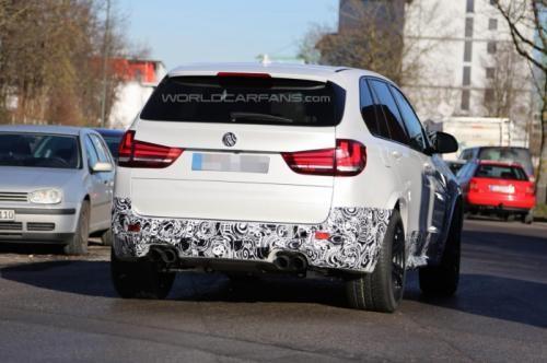 BMW X5 M và X6 M thế hệ mới chuẩn bị xuất xưởng ảnh 3