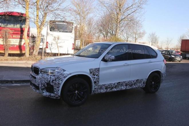 BMW X5 M và X6 M thế hệ mới chuẩn bị xuất xưởng ảnh 2