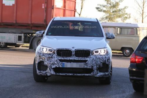 BMW X5 M và X6 M thế hệ mới chuẩn bị xuất xưởng ảnh 4