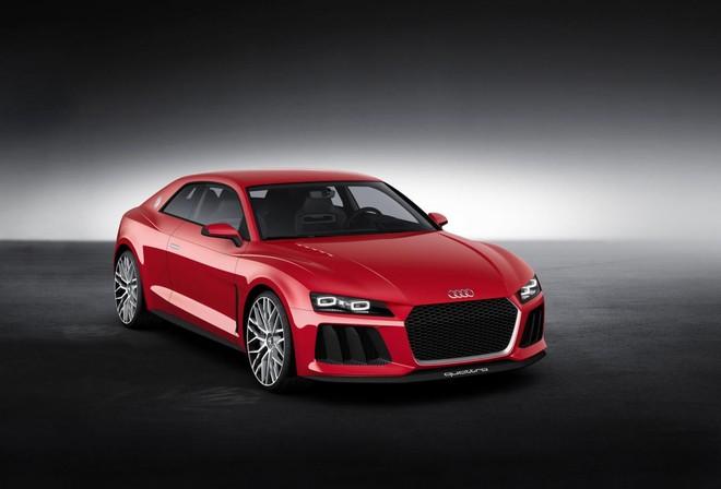 Audi trang bị đèn laze cho Quattro Sport Concept ảnh 2