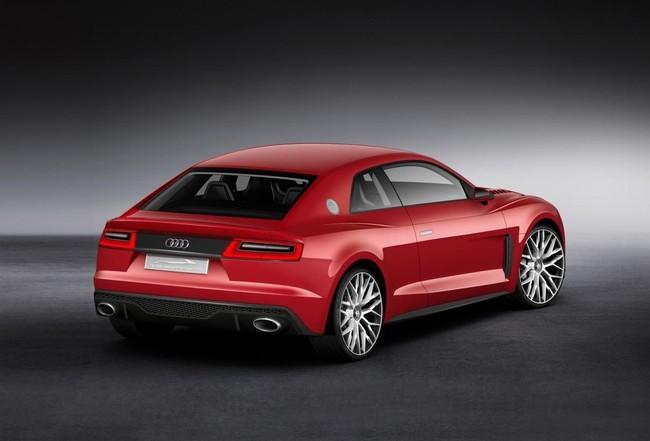 Audi trang bị đèn laze cho Quattro Sport Concept ảnh 1