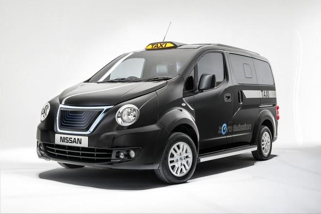 """Nissan NV200: Taxi """"hàng độc"""" của London ảnh 3"""