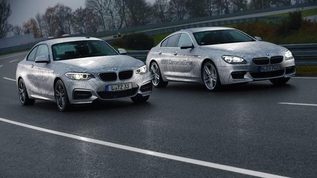 BMW giới thiệu công nghệ lái xe tự động tại CES 2014 ảnh 1