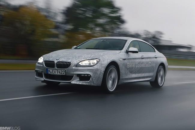 BMW giới thiệu công nghệ lái xe tự động tại CES 2014 ảnh 2