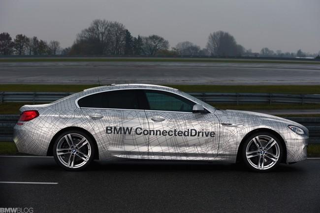 BMW giới thiệu công nghệ lái xe tự động tại CES 2014 ảnh 3