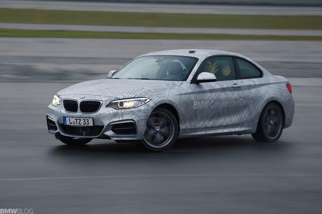 BMW giới thiệu công nghệ lái xe tự động tại CES 2014 ảnh 5
