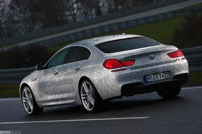 BMW giới thiệu công nghệ lái xe tự động tại CES 2014 ảnh 6