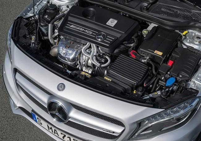Mercedes GLA 45 AMG: Trẻ trung và mạnh mẽ ảnh 6