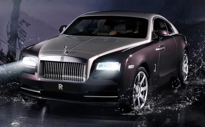 Rolls-Royce dẫn đầu phân khúc xe siêu sang ảnh 1