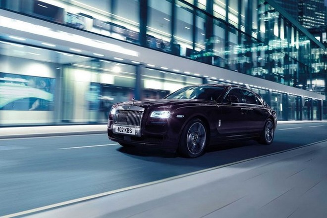 Rolls-Royce dẫn đầu phân khúc xe siêu sang ảnh 3