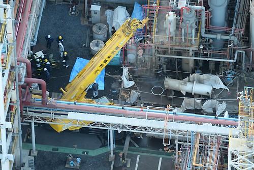 Nhật Bản: Nổ nhà máy hoá chất, ít nhất 5 người chết ảnh 1