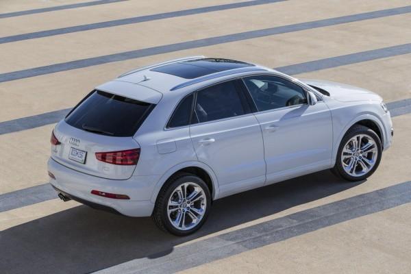 Audi Q3 2015: Nhỏ gọn và sang trọng ảnh 3