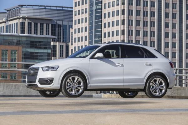 Audi Q3 2015: Nhỏ gọn và sang trọng ảnh 1