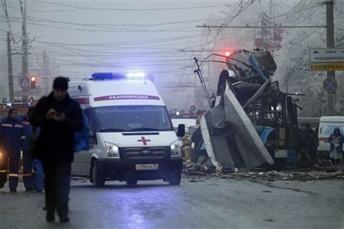 Nga bắt giữ 5 nghi phạm khủng bố mang bom tự chế ảnh 1