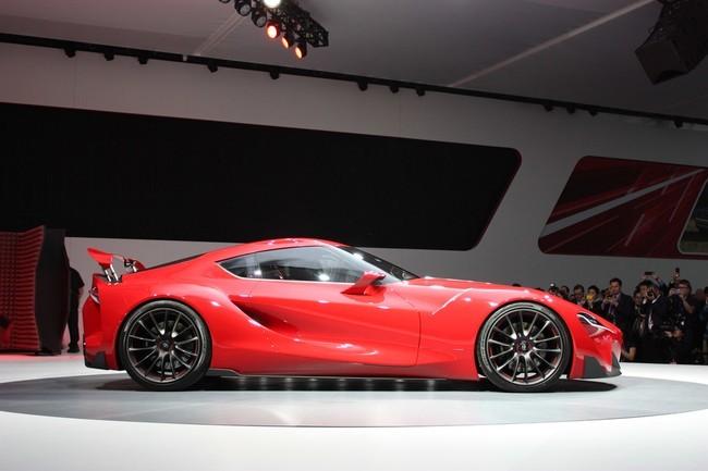 Toyota FT-1 concept: Đẹp như trong mơ ảnh 1