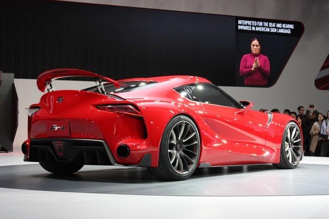Toyota FT-1 concept: Đẹp như trong mơ ảnh 2