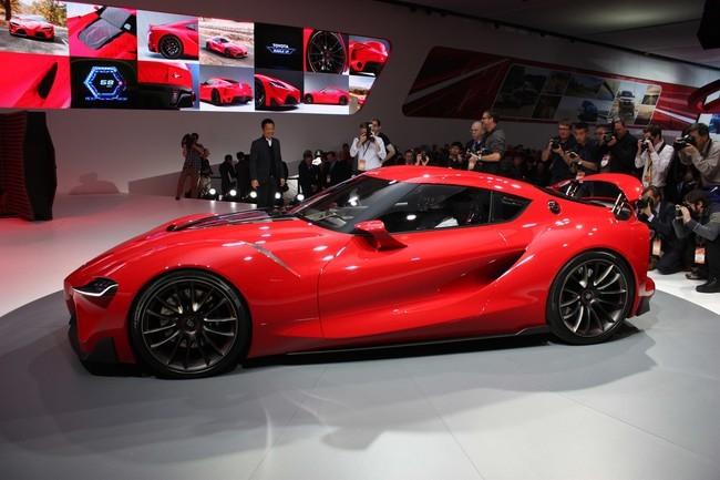 Toyota FT-1 concept: Đẹp như trong mơ ảnh 3