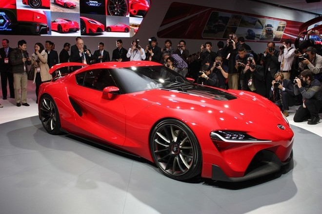 Toyota FT-1 concept: Đẹp như trong mơ ảnh 4