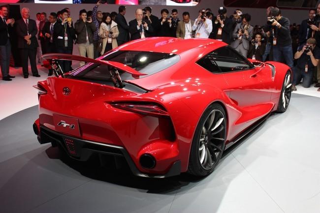 Toyota FT-1 concept: Đẹp như trong mơ ảnh 5